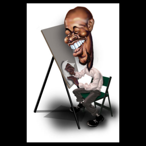 Caricatures by Warrior - Caricaturist in Los Angeles, California