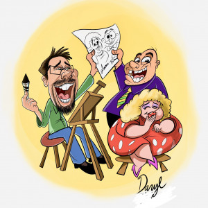 Caricatures Express