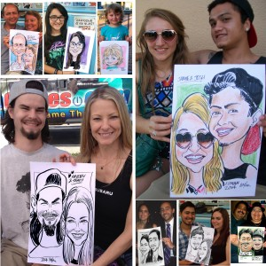 Caricaturist David Foster - Caricaturist in Houston, Texas