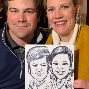 Caricaturist Nito Gomez - Caricaturist / Wedding Entertainment in Santa Clara, California