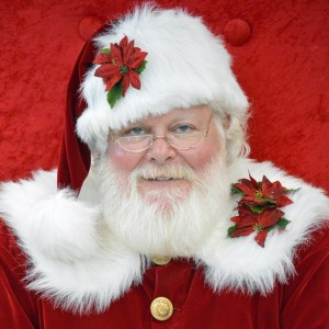 Carl Skenes - Santa Claus in Orlando, Florida