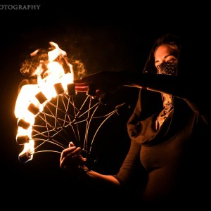 Carl Sparkz - Fire Performer in Sioux City, Iowa