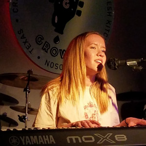 Carly Carroll - Singing Pianist in Denton, Texas