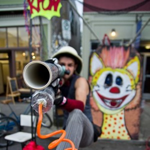 Carnival Cannons - Carnival Games Company / Outdoor Party Entertainment in Portland, Oregon