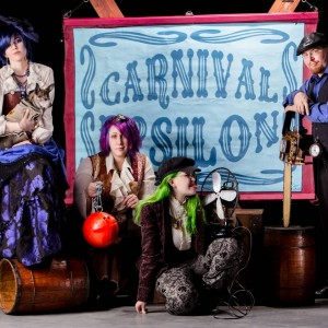 Carnival Epsilon - Sideshow / Halloween Party Entertainment in Tulsa, Oklahoma