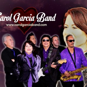 Carol Garcia Band - Dance Band / Wedding Band in Sacramento, California