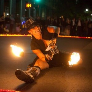 Caroleeena - Fire Dancer / Dancer in Raleigh, North Carolina
