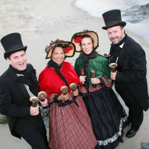 Carolers Inc. - Christmas Carolers / Holiday Party Entertainment in Newport Beach, California