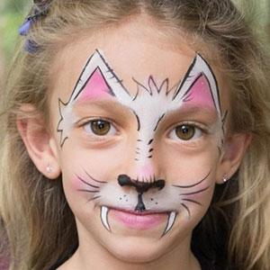 Carolina The Doodler Face Painting - Face Painter in Weston, Florida
