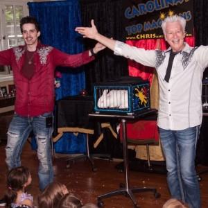 Carolina's Top Magicians - Magician / Children's Party Magician in Jacksonville, North Carolina