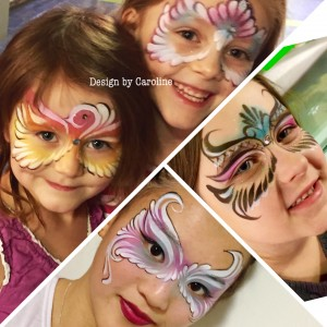 Caroline's Face and Body Art - Face Painter / Halloween Party Entertainment in Reno, Nevada