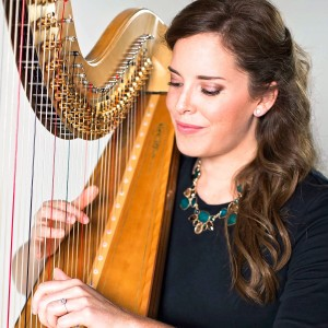 Carolyn Lund - Harpist in Augusta, Georgia