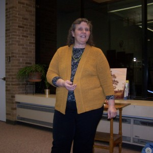 Carolyn Stearns Storyteller - Spoken Word Artist in Storrs Mansfield, Connecticut