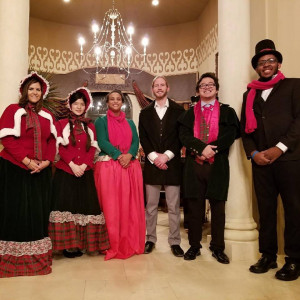 Carpe Sono - Christmas Carolers / Barbershop Quartet in Austin, Texas