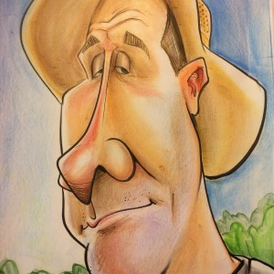 Carrotcatchers Caricature Entertainment