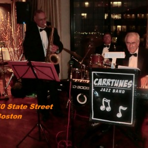 Carrtunes Jazz Band - Jazz Band / Jazz Singer in Boston, Massachusetts