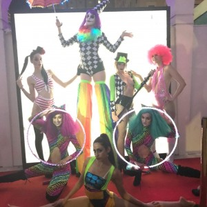 Carter Entertainment - Dancer / Stilt Walker in Austin, Texas