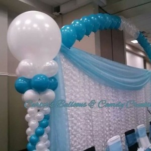 Carter's Balloons & Candy Creations - Balloon Decor / Candy & Dessert Buffet in Victorville, California