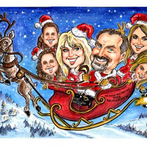 Cartoon You Caricatures - Caricaturist in Orlando, Florida