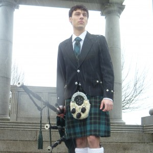 Cascadian Bagpiper - Bagpiper / Celtic Music in Beaverton, Oregon