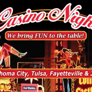 Casino Nights LLC - Casino Party Rentals / Mobile DJ in Tulsa, Oklahoma