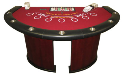 Renting casino tables on-line onlinegambling onlineplayer onlineskillsgame