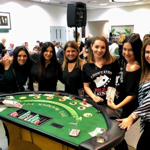 Casinos in Motion - Casino Party Rentals / Corporate Event Entertainment in Glendale, California