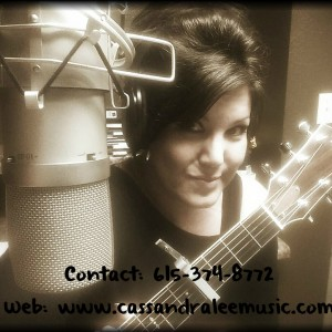 Cassandra Lee - Singing Guitarist in Nashville, Tennessee