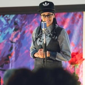 Cassaundra B - Spoken Word Artist in Indianapolis, Indiana