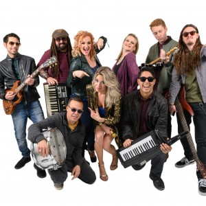 Cassie B Project - Top 40 Band in San Diego, California