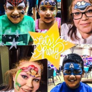 Cassie the Artist - Face Painter in Fort Worth, Texas
