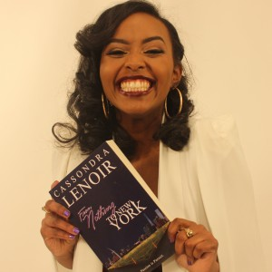 Cassondra Lenoir - Passion is Pursuit - Motivational Speaker in New York City, New York