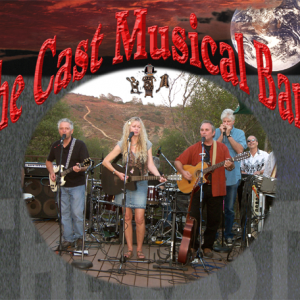 Cast Musical Band - Classic Rock Band in Sacramento, California