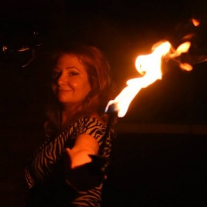 Catalyst - Fire Performer in Sarasota, Florida