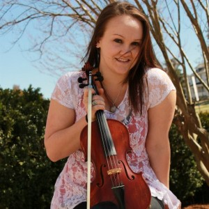 Cate Beym - Freelance Violin & Viola - Violinist / Wedding Musicians in Trenton, New Jersey
