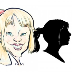 Cate Blanch - Caricaturist in Columbus, Georgia