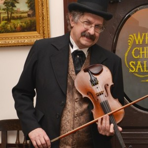 Romancing The Fiddle - Storyteller / Halloween Party Entertainment in Sacramento, California