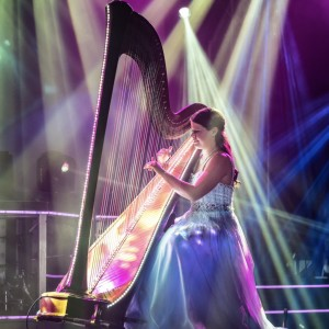 Catherine Haygood - Harpist - Harpist / Wedding Musicians in Branson, Missouri