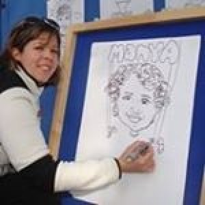 Cathy Nolan Art - Caricaturist / Business Motivational Speaker in New York City, New York