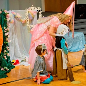 Catriona's Castle Hands-On Children's Theatre - Children's Party Entertainment / Storyteller in Poolesville, Maryland