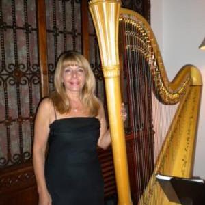 Cecilia Parker Chartoff - Harpist in Sparta, New Jersey