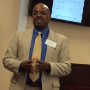 "Cedric The ""Edu-trainer"" - Motivational Speaker in Odenville, Alabama"