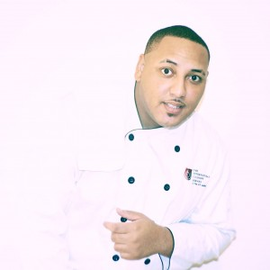 Celebrity Chef Rueben Wood - Caterer in Atlanta, Georgia