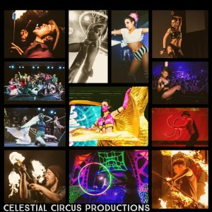 Celestial Circus Productions - Fire Performer / Stilt Walker in Minneapolis, Minnesota