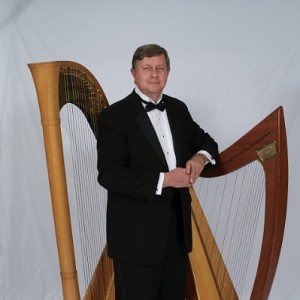 Celestial Strings and Ceremonies Harpist