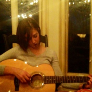 Celli Reese - Singing Guitarist in Lunenburg, Massachusetts