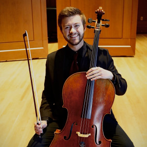 Ian Mayes - Cellist - Cellist in Chapel Hill, North Carolina