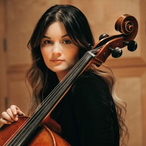 Cellist Daphne O'Rullian - Cellist / Wedding Musicians in Bountiful, Utah