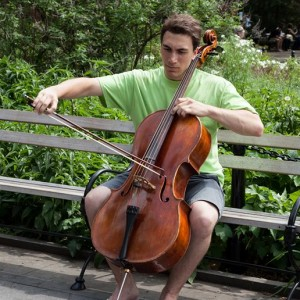 Cellist - Nick Anton