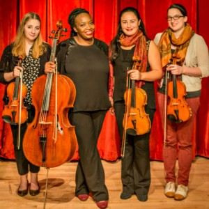 Firefly Strings - String Quartet in Newton, Massachusetts